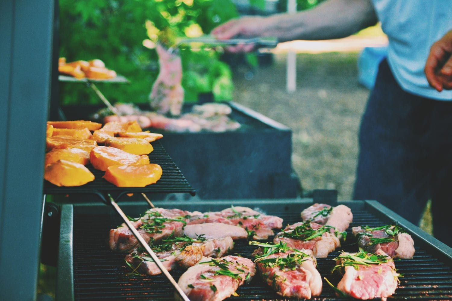 barbecue - unsplash