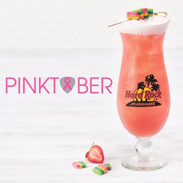 pinktober hard rock café