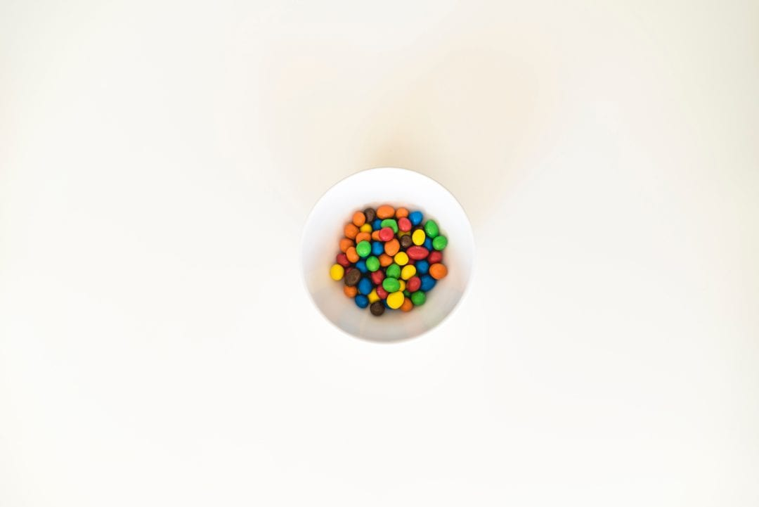 m&m's unsplash